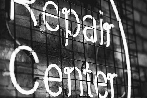 Leuchtschrift Repair Center